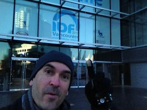 MiDiabetes en la IDF de Vancouver, Canadá, 2015.