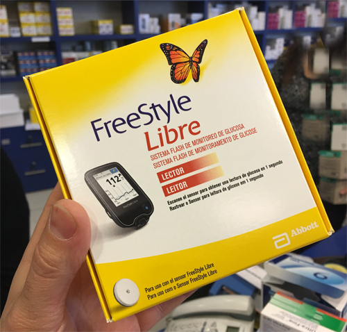 FreeStyle Libre ya disponible en Chile