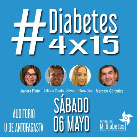 Diabetes 4 x 15