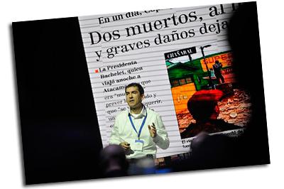 Marcelo conferencia Cambiando La Diabetes